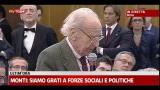 9 - Conferenza Monti: le domande dei giornalisti