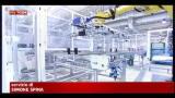 Produzione industriale in forte calo a ottobre