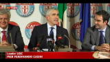07/12/2011 - Casini: cambiare manovra su indicizzazione pensioni