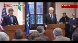 Conferenza Geithner - Monti