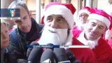 08/12/2011 - Prandelli si veste da Babbo Natale per i bambini