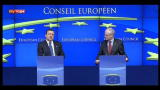 Vertice UE, il commento di Jose Manuel Barroso