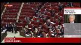 10/12/2011 - Manovra, presentati circa 1400 emendamenti