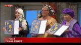 Oslo, consegnato il Nobel per la Pace