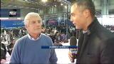 Motorshow, bagno di folla per Giacomo Agostini