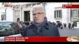 12/12/2011 - Sciopero generale, intervista a Raffaele Bonanni