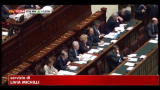19/12/2011 - Schifani: voto in tempi brevi sarebbe un non senso