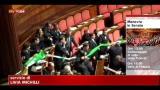 22/12/2011 - Manovra, oggi via libera definitivo Senato con fiducia