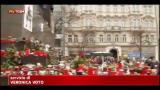 Praga, funerali di Stato per l'ex presidente Havel
