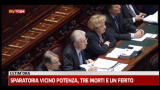 Manovra, Monti a Palazzo Chigi gia il 27 per la fase due