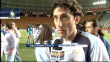 28/12/2011 - Inter, Milito: siamo contenti, ma bisogna pedalare tanto