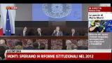 3 - Conferenza stampa di fine anno Mario Monti