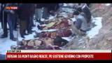 Istanbul, manifestazione curda contro raid aereo da Ankara