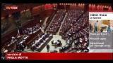 Berlusconi, leale sostegno a Monti