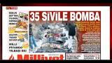 I giornali di venerdì 30 dicembre 2011