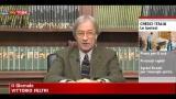 Governo, Feltri: Monti sveli i suoi programmi