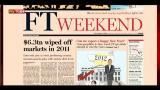 I giornali di sabato 31 dicembre 2011