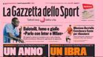 I giornali di lunedì 02 gennaio 2012