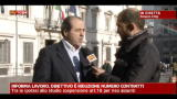 04/01/2012 - Riforma lavoro, intervista ad Antonio Di Pietro