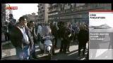 Fincantieri, proteste a Palermo e Genova