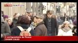 Firenze, i saldi in tempi di crisi