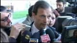 Allegri: formazione Milan sempre competitiva