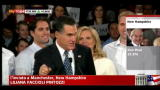 Usa 2012, sul podio Romney, Paul, Huntsman