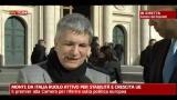 Monti, Vendola: più coraggio per denunciare deriva Europa