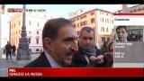 La Russa: quello su Cosentino non è un voto politico