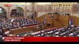 Ungheria, la nuova costituzione preoccupa l'UE