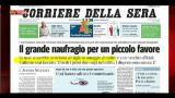 Rassegna stampa (16.01.2011)