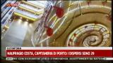 Costa Concordia, la ricostruzione del viaggio