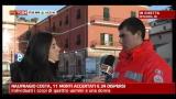 Naufragio, parla Vice Ispettore Croce Rossa italiana