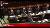 Giustizia, mozione unitaria PDL, Terzo Polo, PD