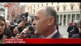 19/01/2012 - Liberalizzazioni, tassisti protestano al Circo Massimo