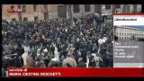 Tassisti, stop ai sindacati, oggi proteste a palazzo Chigi