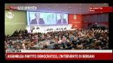 Assemblea Partito Democratico, estratto intervento Bersani