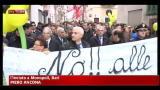 La Puglia in piazza contro il petrolio