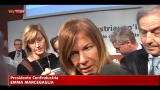 21/01/2012 - Liberalizzazioni, Marcegaglia: giudizio positivo