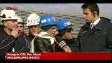 22/01/2012 - Cagliari, manifestazione lavoratori dell'Alcoa
