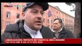 23/01/2012 - Liberalizzazioni, protesta dei tassisti al Circo Massimo