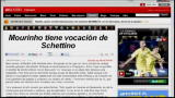 24/01/2012 - Real Madrid, As attacca Mourinho: è come Schettino