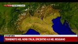 25/01/2012 - Sisma nord Italia, scossa avvertita anche a Torino