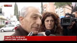 Naufragio Costa, oggi interrogatorio Ciro Ambrosio