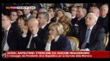Shoah, Napolitano: stroncare sul nascere negazionismo