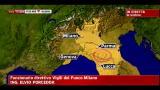 Terremoto, intervento di Porcedda, Vigili del Fuoco Milano