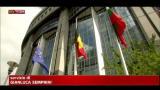 30/01/2012 - Monti a Bruxelles per il vertice europeo