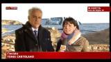 30/01/2012 - Concordia, per rimozione nave necessari da 7 a 10 mesi