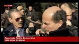 Morte Scalfaro, Bersani: raccogliere il suo lascito