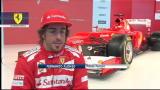 03/02/2012 - Ferrari, la nuova F2012 vista dai piloti